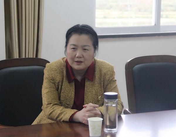 荆门中院院长张玲到京山法院调研指导工作